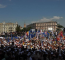 Митинги в Киеве: громкие обещания, побоища и украинский флаг вместо подстилки