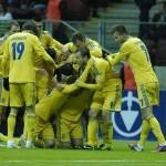 Збірна України впевнено перемогла ПольщуЗбірна України впевнено перемогла Польщу