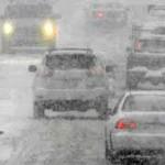 На Україну обрушилися небувалі снігопади і хуртовини