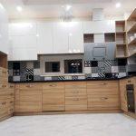 Как обустроить кухонную зону